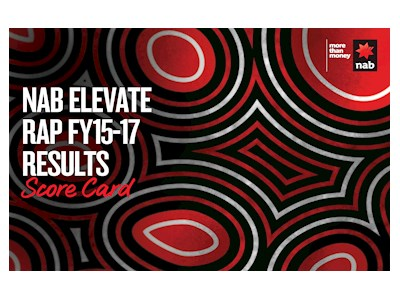 NAB Elevate Reconciliation Action Plan FY15-17 Results