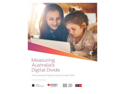 Australian Digital Inclusion Index 2018