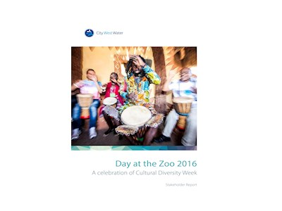 Day at the Zoo 2016. A celebration of Cultural Diversity Week
