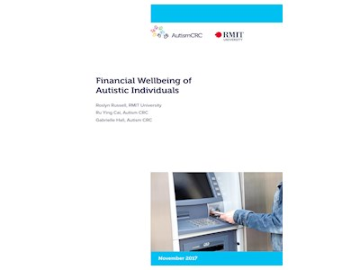 Financial Wellbeing - Autistic Individuals