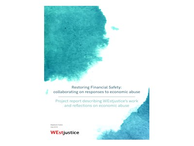 Restoring Financial Safety Collaborating on Responses to Economic Abuse.