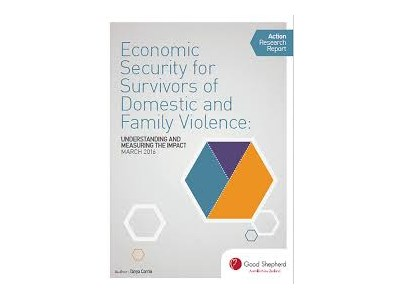 Economic Security for Survivors of Domestic and Family Violence