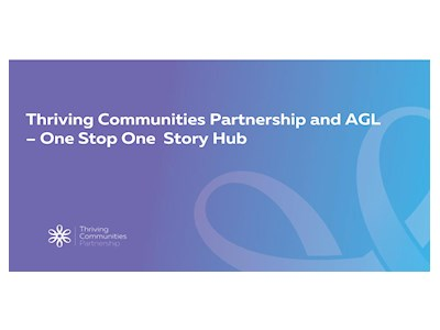 TCP & AGL Roundtable - A Way Forward for the Hub