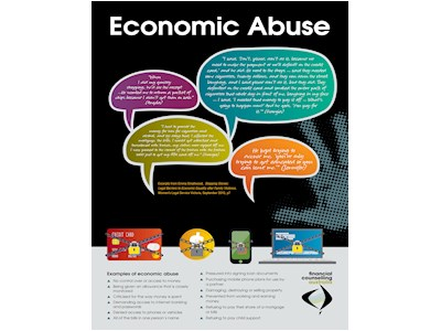 Economic Abuse Article