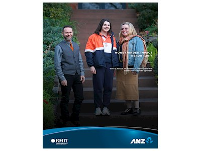 ANZ 2017 MoneyMinded Impact Report – Disability Services