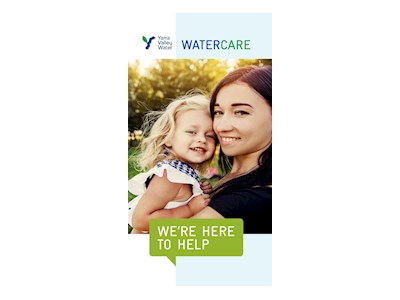 Watercare Family Violence Brochure