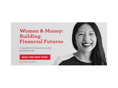 Women and Money Website