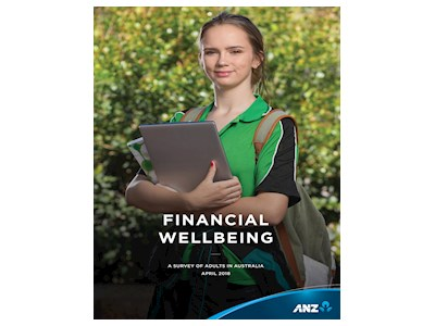 2018 Adult Financial Wellbeing Survey - Australia