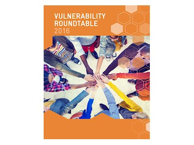 Vulnerability Round Table 2016