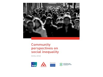 Community Perspectives on Social Inequality