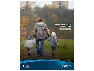 MoneyMinded Impact Report – Family Violence