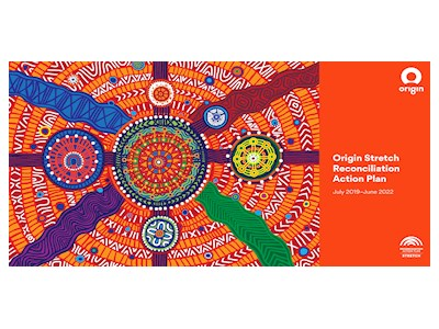 Origin Stretch Reconciliation Action Plan July 2019 - June 2022