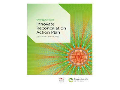 Energy Australia. Innovate Reconciliation Action Plan April 2019- March 2021