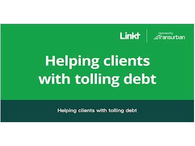 Transurban - 'Helping clients with tolling debt' Video
