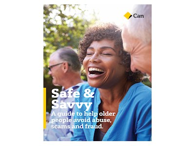 Safe & Savvy - Preventing the financial abuse of seniors