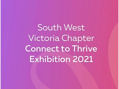 Thriving Community Partnerships South West Victoria- Connect to Thrive Exhibition